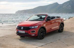 VW T-Roc: Neues Cabriolet für den Frühling