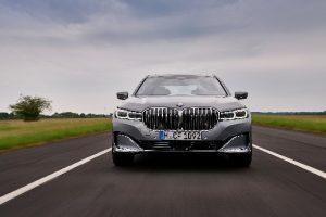 BMW: Neue Motoren für die 7er Reihe