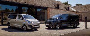 Citroen e-SpaceTourer: Elektrischer Kompaktvan für 9 Personen
