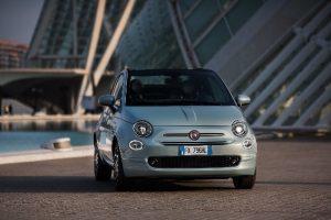 Fiat 500C Hybrid im Test (2020): offen für Neues – auch unter der Haube