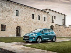 Ford Fiesta: Neuer elektrifizierter Antriebsstrang