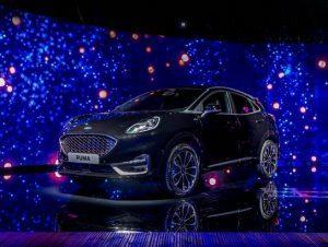Ford Puma: ST-Line Vignale vorgestellt