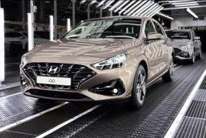 Hyundai i30: Überarbeitetes Modell startet durch