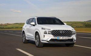 Hyundai Santa Fe: Neue Generation enthüllt