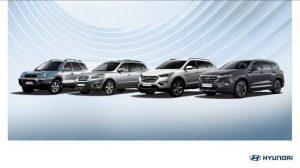 Hyundai Santa Fe: Modell feiert 20-jähriges Jubiläum
