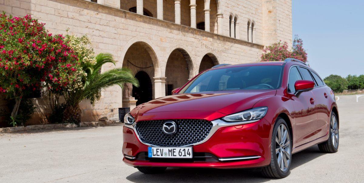 Mazda6 Kombi 2020 im Test: Facelift, die Dritte, verkürzt warten auf den vierten