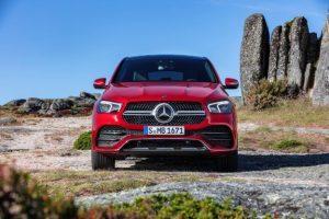 Mercedes GLE Coupé 2020 II im Test: Willkommen in der Haute Couture?