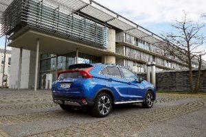 Mitsubishi Eclipse Cross: Mehr Individualität mit neuem Zubehör