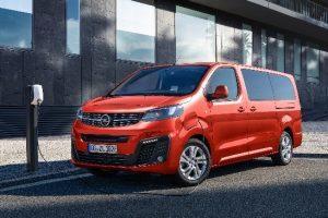 Opel Zafira-e Life: Emissionsfrei auf Top-Niveau