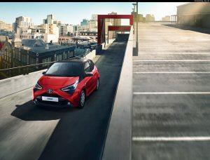 Toyota Aygo: Neues Sondermodell mit Premium-Soundsystem