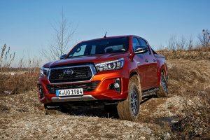 Toyota Hilux: Aufwertung für den beliebten Pick-up