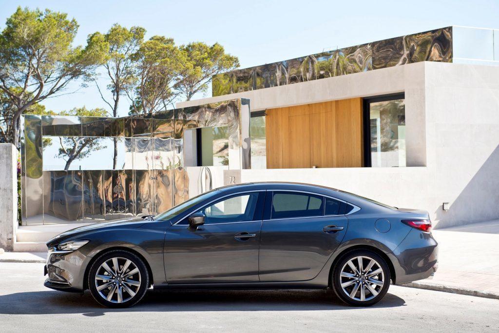 Mazda6 Limousine 2020 im Test: Mittelklassemodell liftet sich zu neuen Höhen
