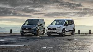 """Ford Connect: Neue Ausstattungsvariante """"Active"""" mit Outdoor-Qualitäten"""