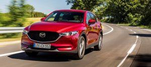 Mazda CX-5: Frisches Update für 2020