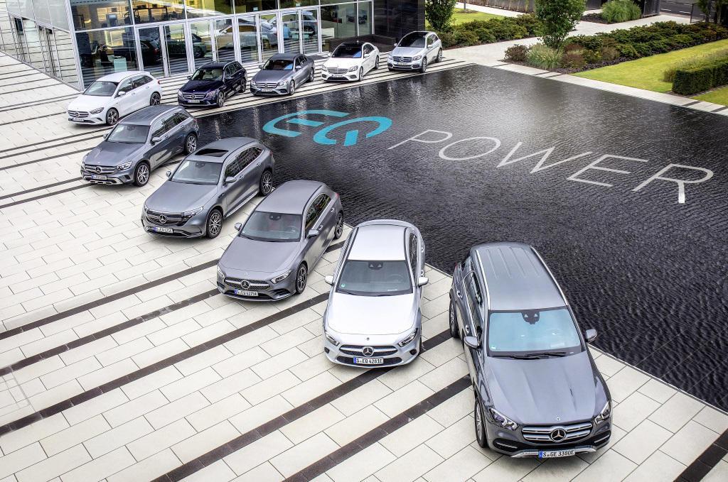 E-Klasse Limousine Plug-in-Hybrid 2020 im Test: Auch mit zwei Maschinen Extraklasse?