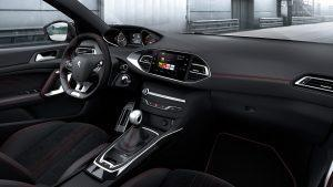 Peugeot 308: Erste Aufnahmen mit digitalem i-Cockpit