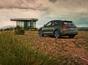 Audi Q5: SUV in neuem Look