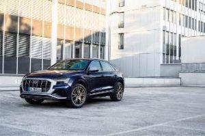 Audi: V8-TFSI-Motor für den SQ7 und SQ8