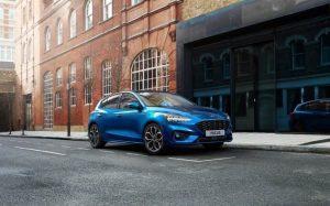 Ford Focus EcoBoost Hybrid: Elektromotor mit verbesserter Effizienz vorgestellt
