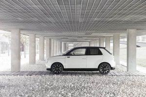 Honda e: Erhältlich in zwei Ausstattungsvarianten