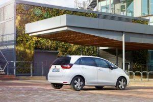 Honda Jazz: Neues Modell mit Hybridantrieb