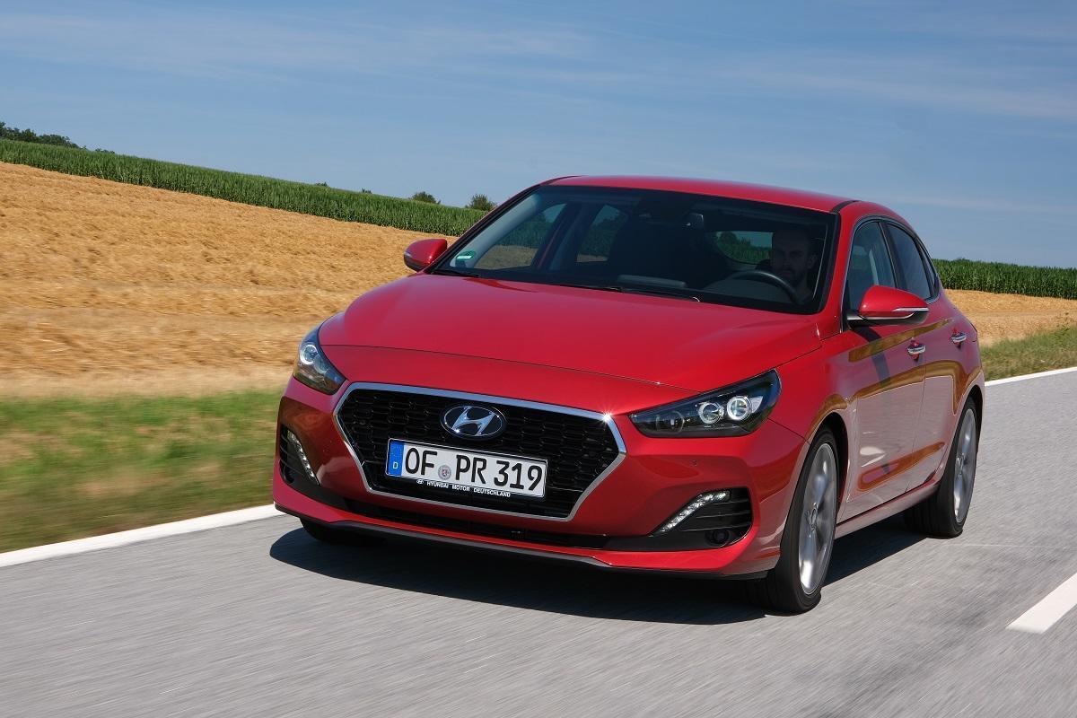 Hyundai i30 Fastback 2020 im Test: Facelift fürs 5-türige Coupés