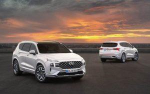 Hyundai Santa Fe: Details zum neuen Facelift