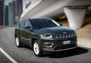 Jeep Compass: Neue Benzinmotoren-Generation vorgestellt
