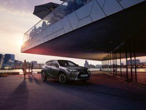 "Lexus UX 250H: Premium-Crossover in der ""Style Edition"""