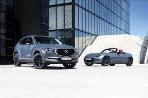 """Mazda: Sondermodelle """"Edition100"""" vorgestellt"""