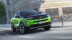 Opel Mokka: Zweite Generation elektrisch unterwegs