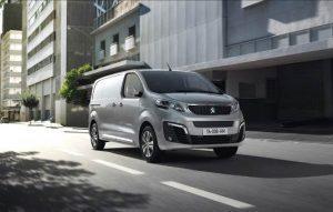 Peugeot e-Expert: Fahrzeug vereinfacht den Arbeitsalltag