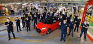Toyota Yaris: Produktion des Kleinwagen angelaufen