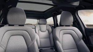 Volvo: Hochwertige Sitzbezüge für neue Modelle
