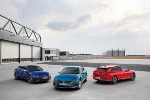 VW: Weltpremiere des Arteon und Arteon Shooting Brake