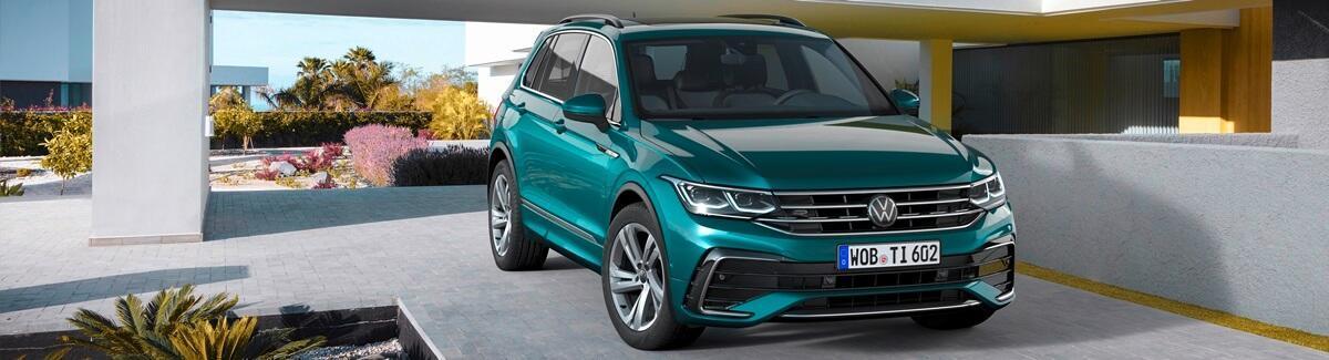 Der neue VW Tiguan (2020): Weltpremiere mit tiefgreifenden Updates