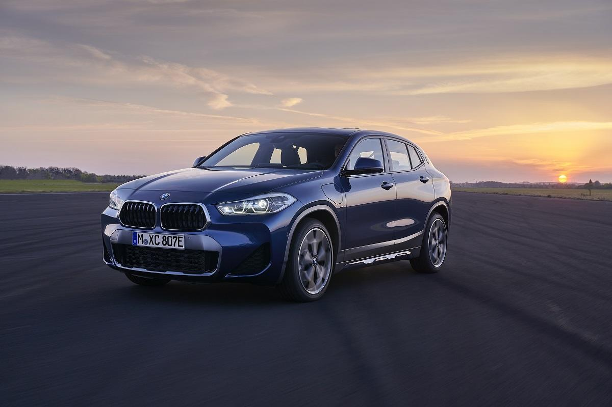 BMW X2 Plug-in-Hybrid im Test: Wie macht sich das SUV-Sportcoupé als PHEV?