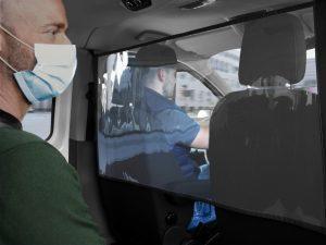 Ford: Schutzschilde für Social Distance