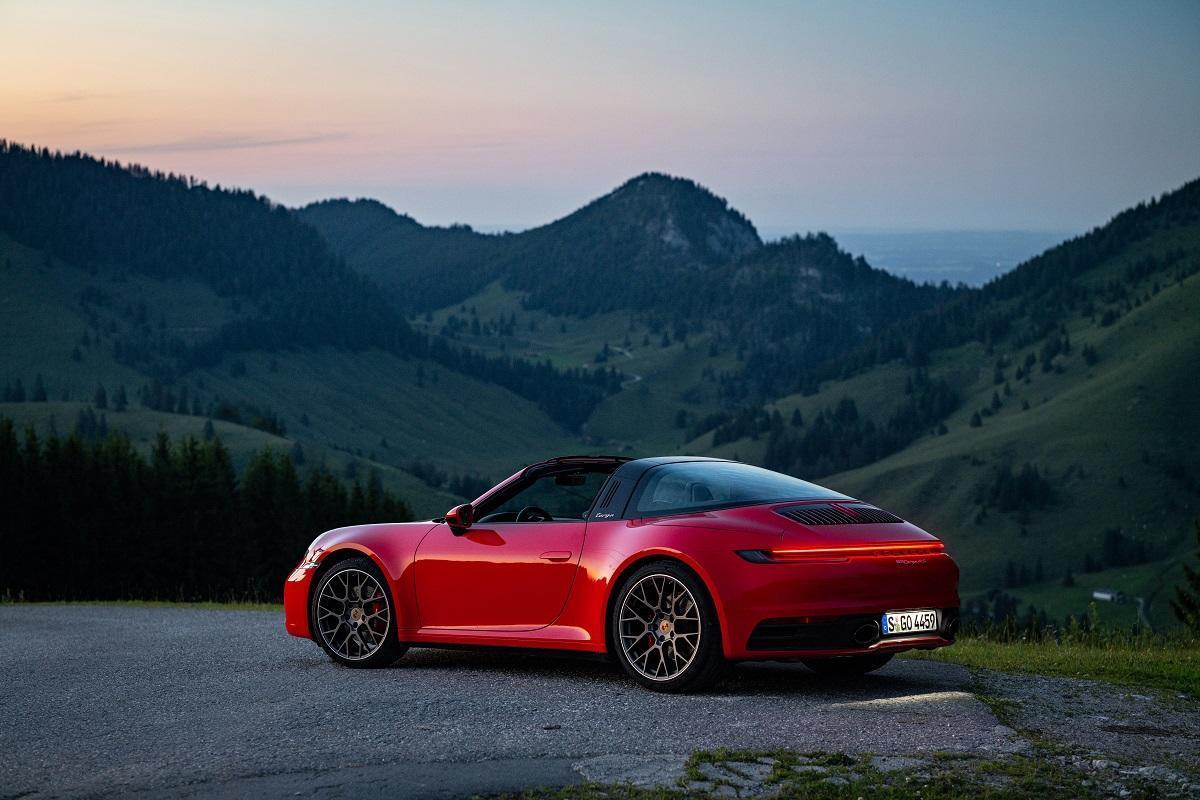 Porsche 911 Targa im Test: Wie gut ist der Bügel-Cabrio-Porsche als 992?