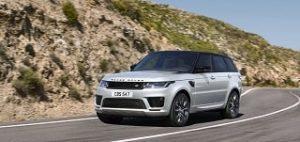Range Rover Sport: Neue Modelle und Mild Hybrid-Diesel für das SUV