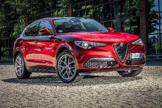 Alfa Romeo Stelvio: Familienauto des Jahres 2020