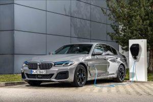 BMW 545e: Das Top-Modell unter den Plug-in Hybriden