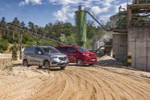 Opel: Allradantrieb für den Combo Cargo und Vivaro