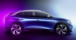 VW ID.4: Hersteller treibt E-Offensive voran