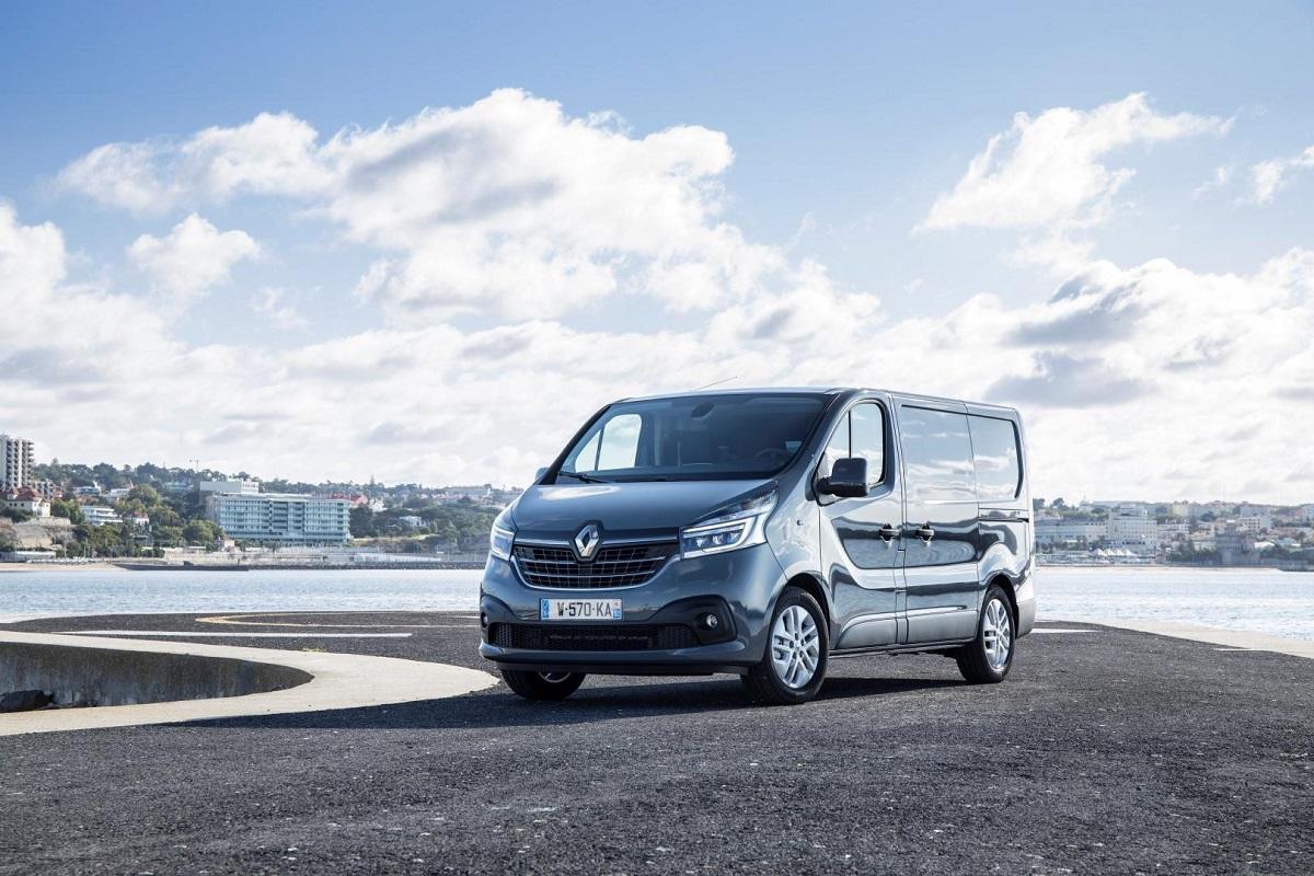 Renault Trafic Kastenwagen 2020 im Test: Facelift als Kraft- und Effizienz-Spritze
