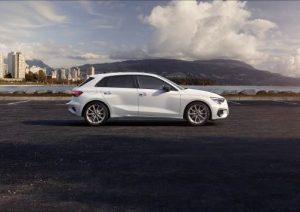 Audi A3: Neue Generation mit CNG-Antrieb