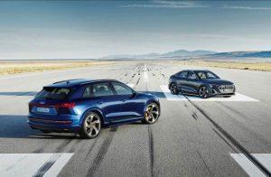 Audi: Drei Elektromotoren für den neuen e-tron