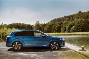 Audi: SQ7 und SQ8 mit V8-TFSI-Benziner