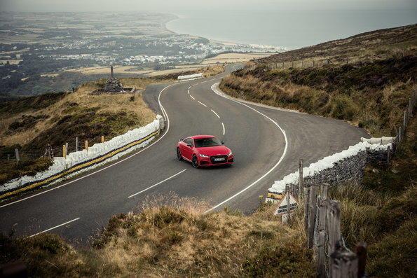 Audi TTS Coupé im Test (2020): Facelift setzt neue, dynamische Akzente
