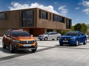 Dacia: Neuen Sandero, Sandero Stepway und Logan vorgestellt